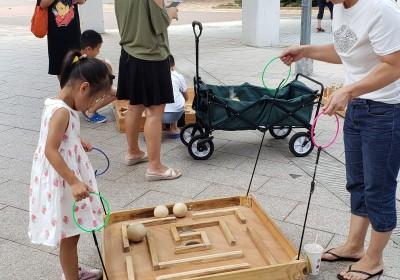 社區遊戲日:洪福邨