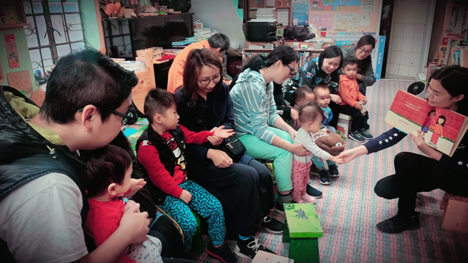 百好繪本士多|寶寶繪本故事時間#7月(適合 0-3歲孩子和照顧者)