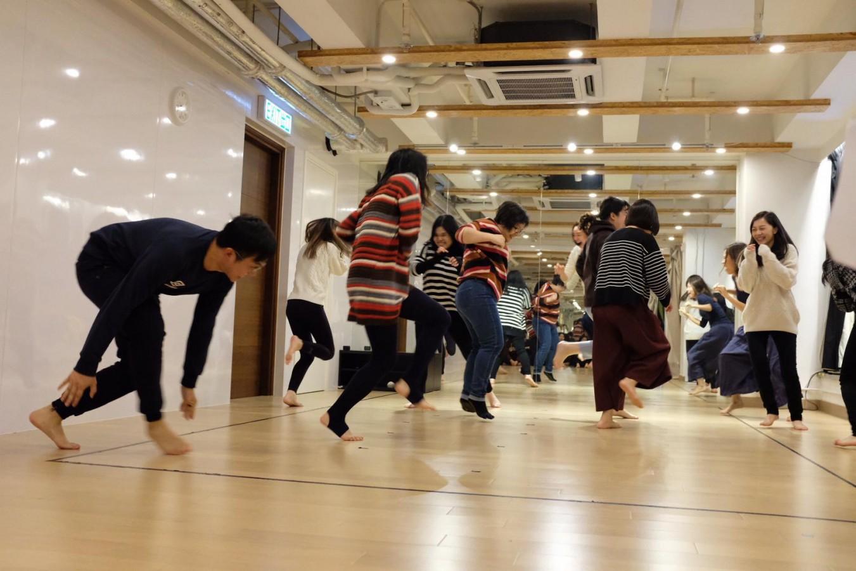 身體遊樂場 | 大人的身體課:一個人的身體旅行 (第二回)