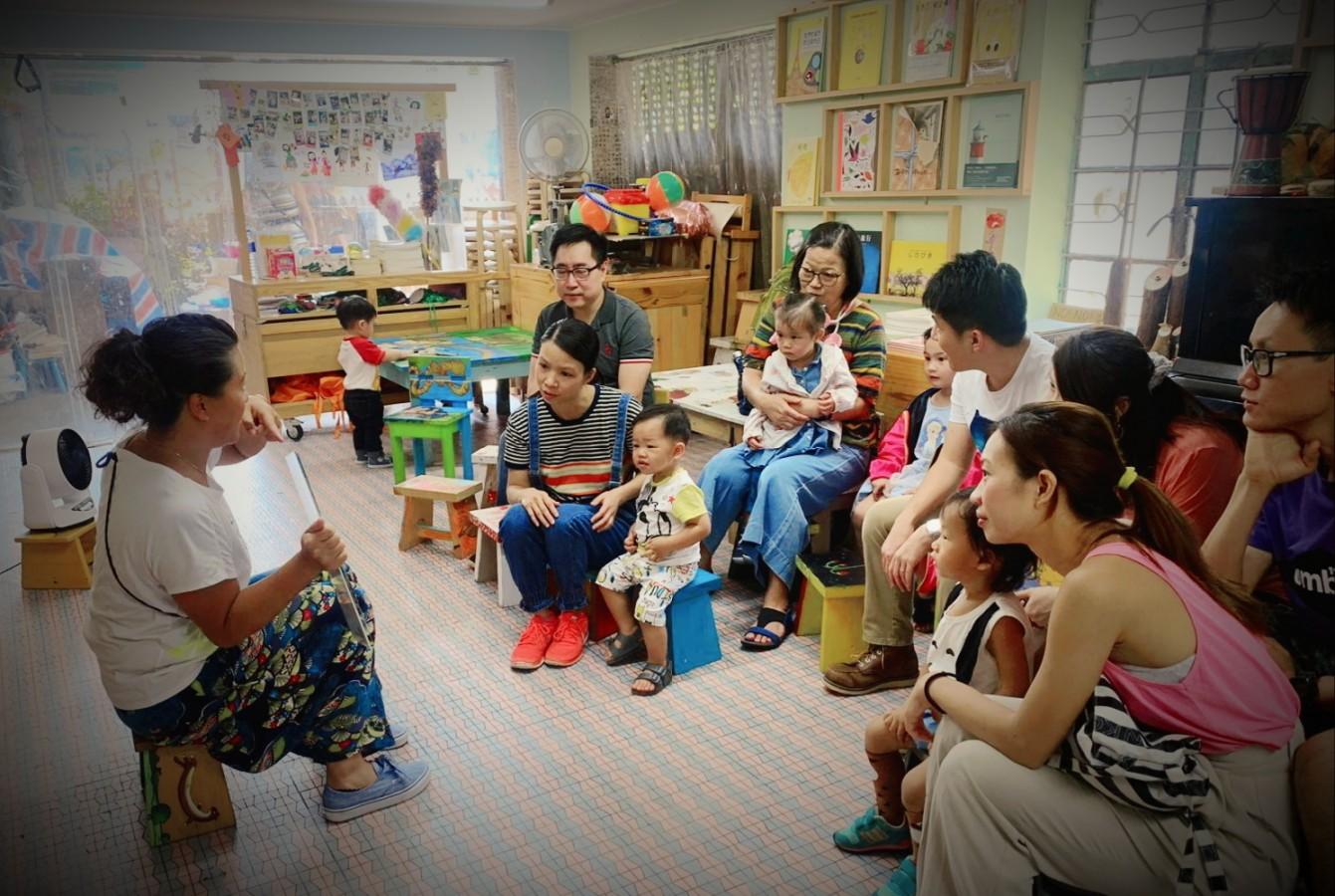 百好繪本士多 寶寶繪本故事時間#11月(適合 0-3歲孩子和照顧者)