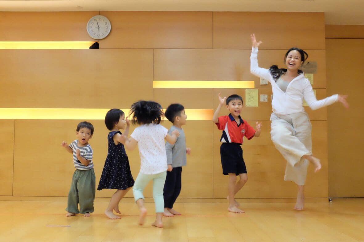 身體遊樂場 | 幼兒恆常身體課 (10-11月)