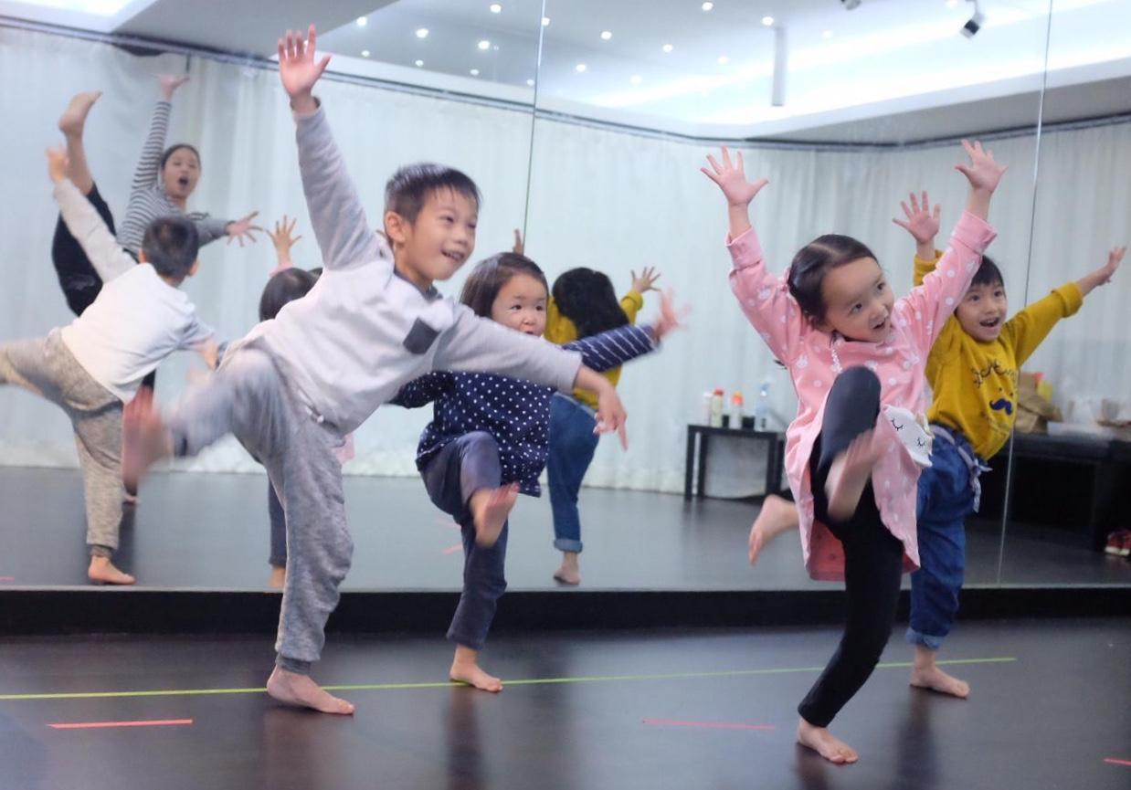 身體遊樂場 | 幼兒恆常身體課 (4-5月)