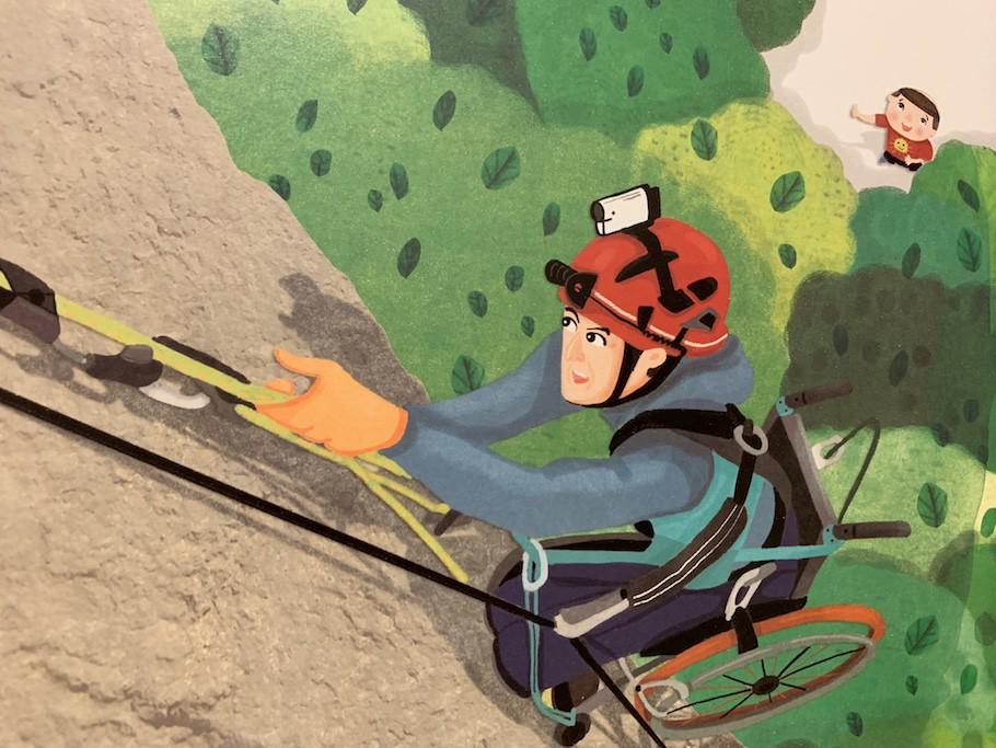 百好繪本士多 | 作者故事時間|黎志偉—攀岩高手的生命故事