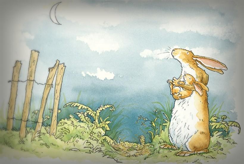 百好繪本士多|悅讀童年主題繪本時間#4月:復活兔與牠的母親(適合4-7歲孩子和照顧者)