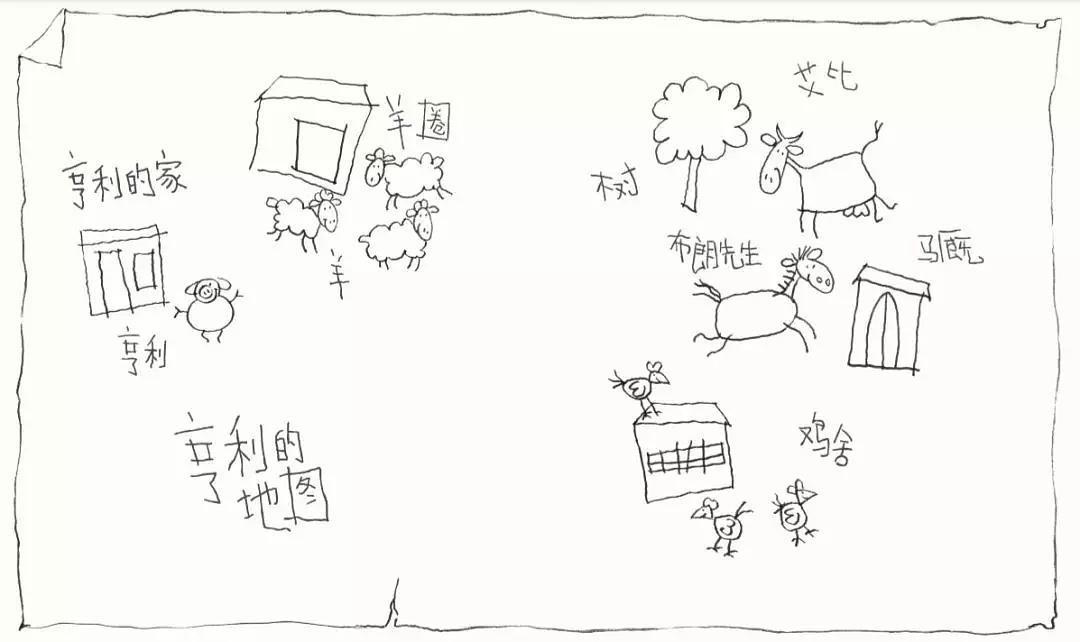 百好繪本士多|「我的藍地大街」社區地圖製作