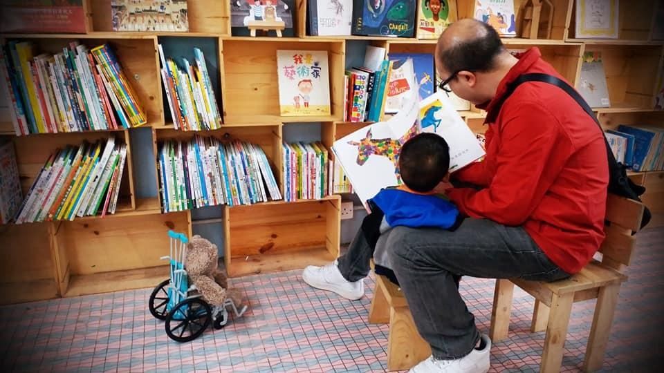 百好繪本士多|寶寶繪本故事時間#2月(適合 0-3歲孩子和照顧者)