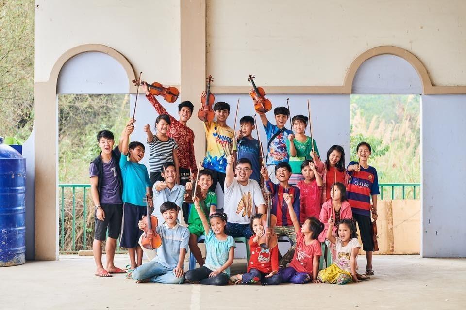 百好繪本士多 | 街角分享暨音樂會:  緬甸音樂學校 - 成長的節奏