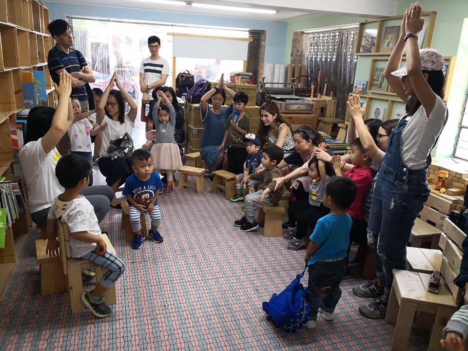 百好繪本士多|悅讀童年繪本故事時間#11月(適合3-6歲孩子和照顧者)