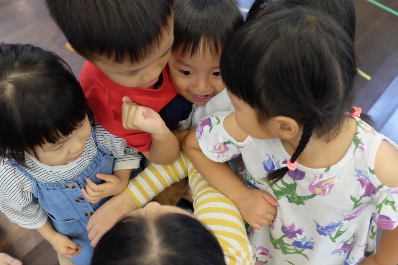 身體遊樂場 | 幼兒恆常身體課 (8-9月)