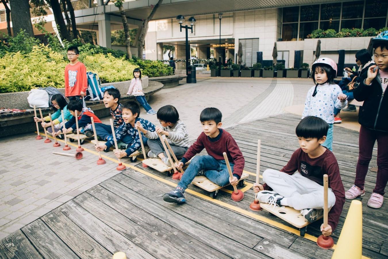 北區小哲社區遊戲日|約埋落街玩低智能卡板車(9月23日)