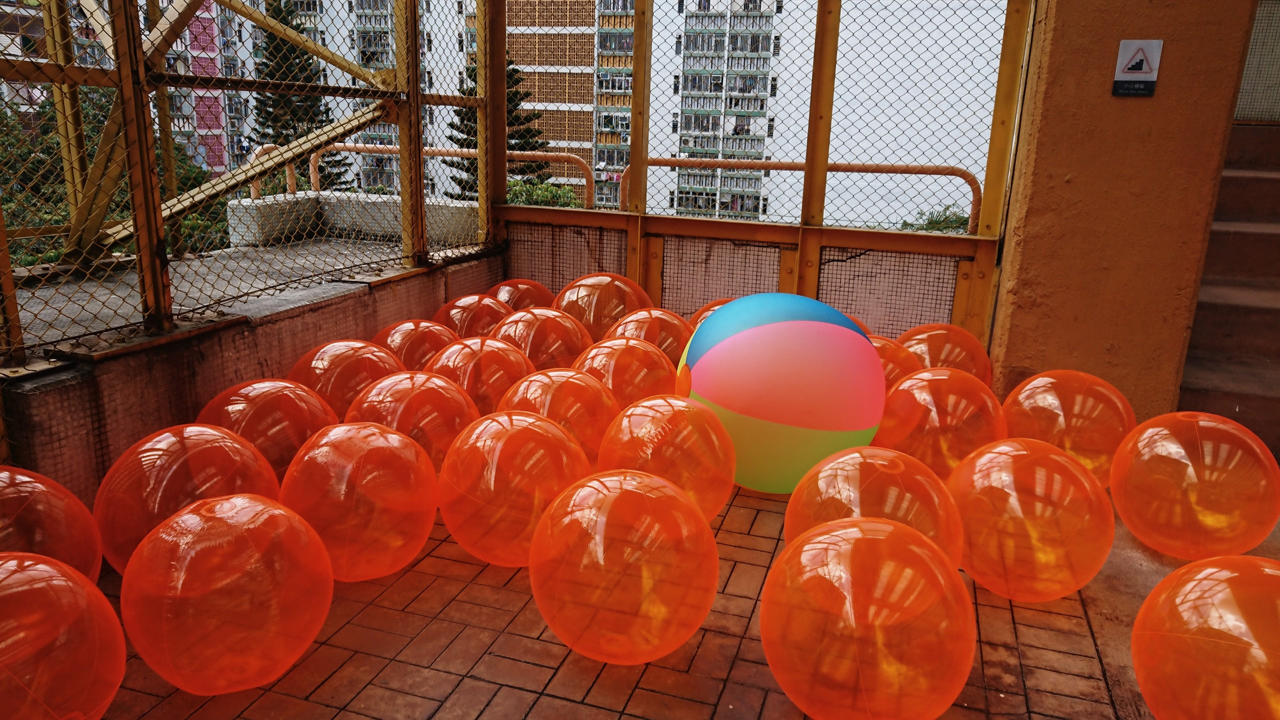 北區小哲社區遊戲日|約埋落街玩超級波波池