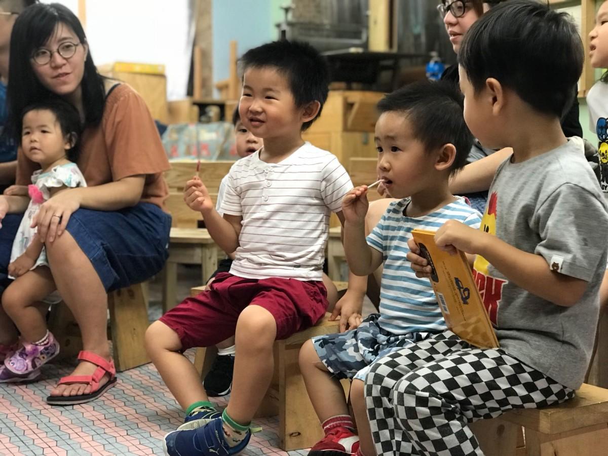 百好繪本士多|悅讀童年繪本故事時間#9月(適合3-6歲孩子和照顧者)