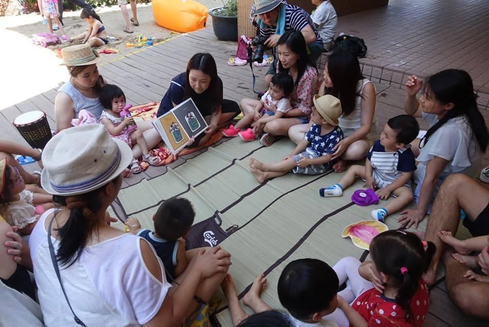 0-2歲 綠腳丫Baby讀書會 培訓及籌組班 (19-04)與(19-05)