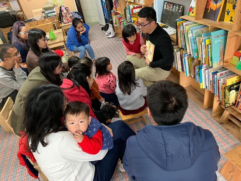 百好繪本士多|國語故事時間#4月(適合2-6歲的孩子和照顧者)