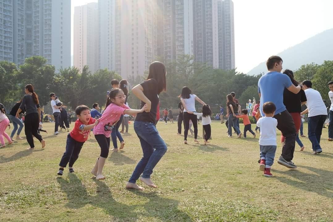 北區小哲社區遊戲日|身體遊樂場之「不消失的遊樂場」