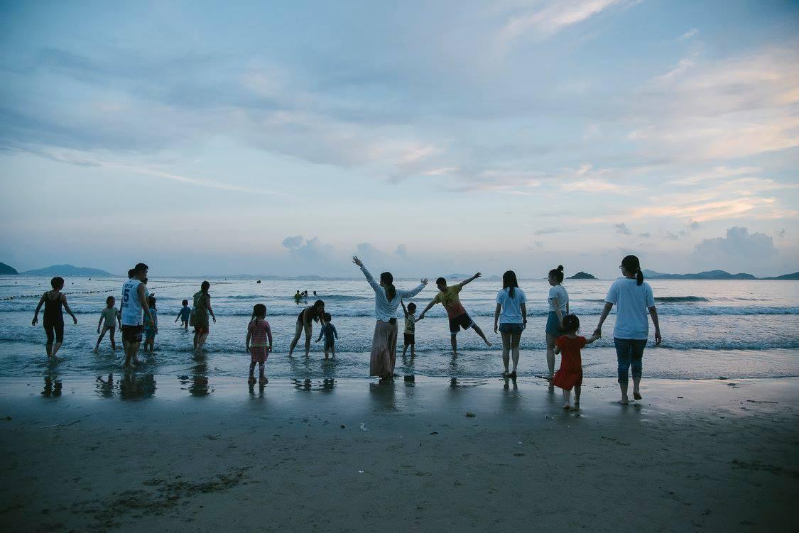 身體遊樂場 | 四季有感系列:仲夏與大海之詩 (大嶼山 / 長洲)