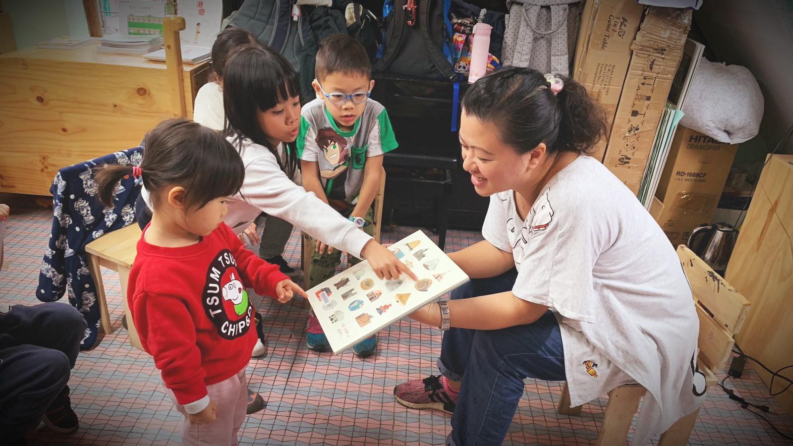 百好繪本士多|悅讀童年主題繪本時間#2月:我們的春節(適合4-7歲孩子和照顧者)