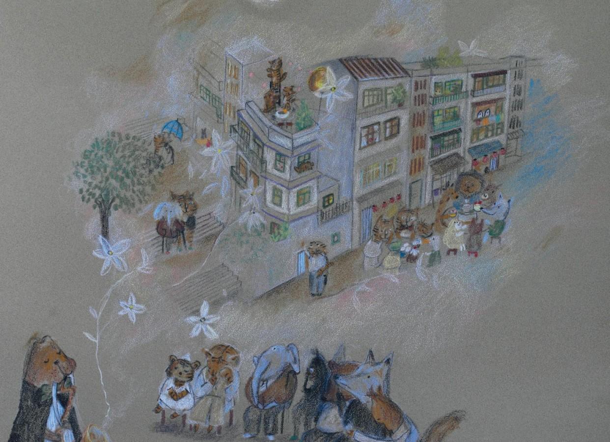 綠腳丫繪本沙龍|從「我們的風景」繪本談身份認同