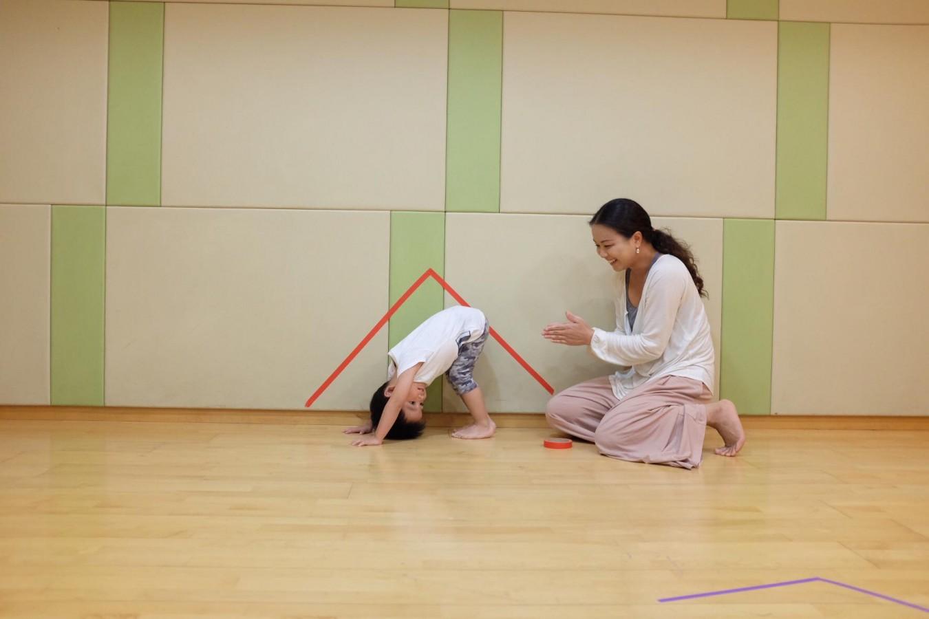 身體遊樂場 | 幼兒恆常身體課 (12月-1月)