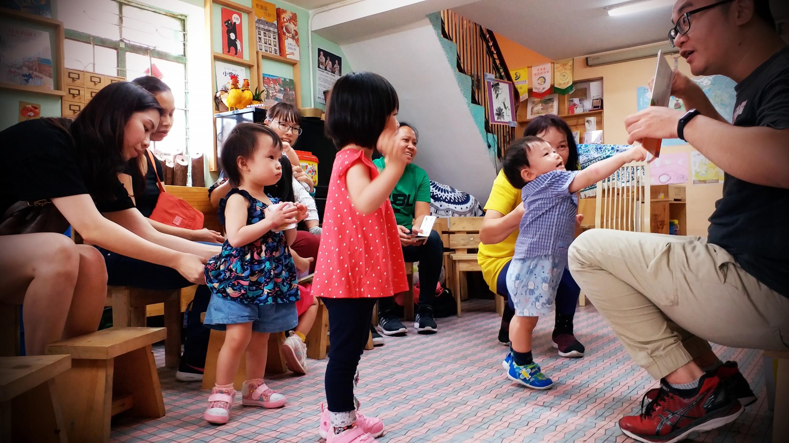 百好繪本士多|寶寶繪本故事時間#5月(適合 0-3歲孩子和照顧者)