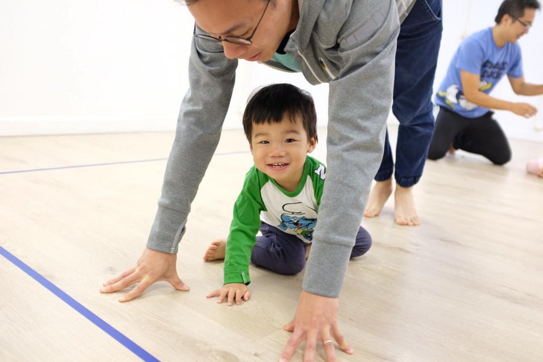 身體遊樂場   幼兒恆常身體課 (12-2月)