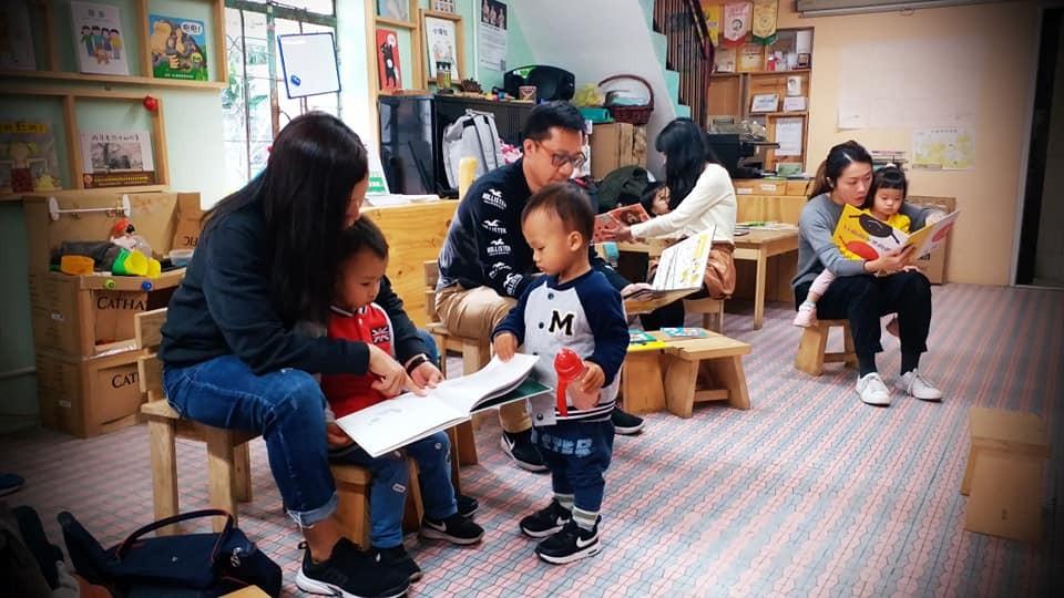 百好繪本士多|寶寶繪本故事時間#3月(適合 0-3歲孩子和照顧者)