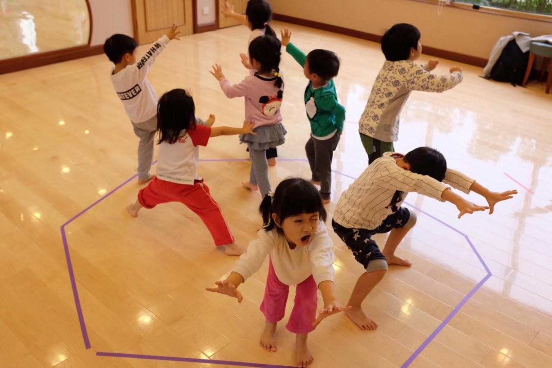 身體遊樂場 | 幼兒恆常身體課 (6-7月)