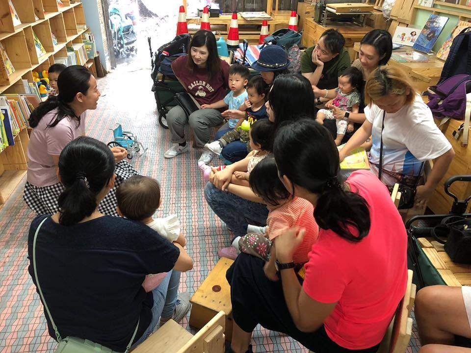 百好繪本士多|寶寶繪本故事時間(適合 0-3歲孩子和照顧者)