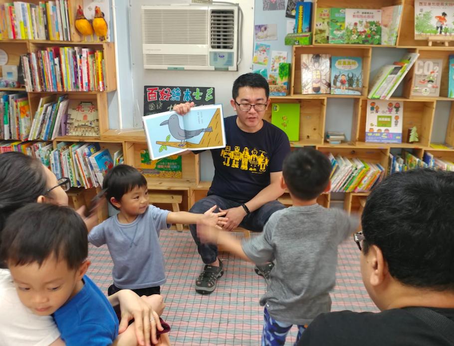 百好繪本士多|國語故事時間# 7-8 月(適合3-6歲孩子及其照顧者)