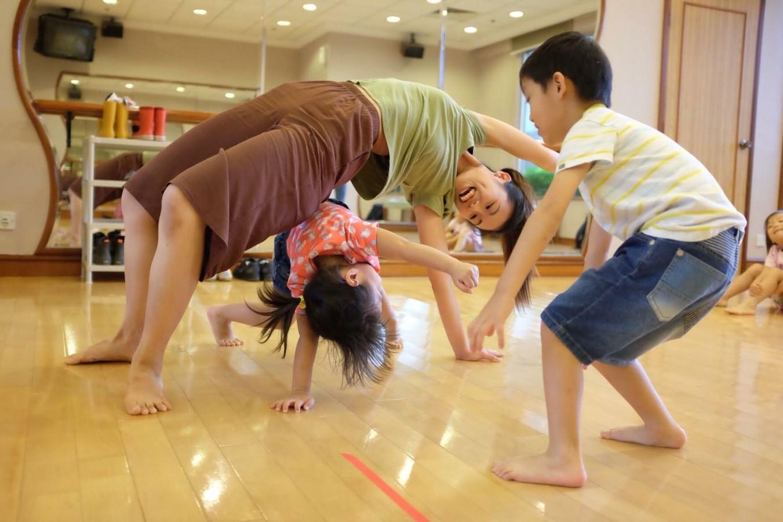 身體遊樂場 | 幼兒恆常身體課 (2-3月)