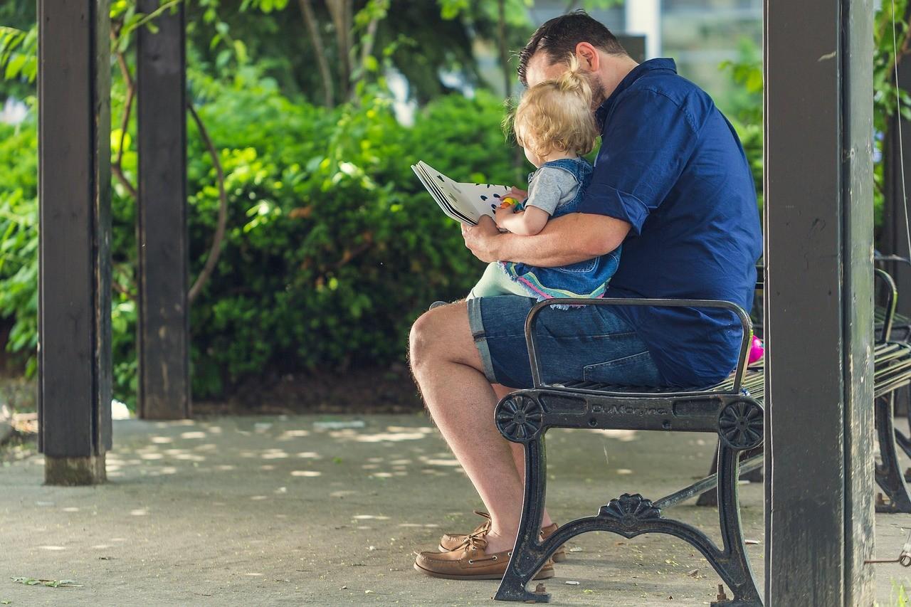 網上親子閱讀講座|爸爸的親子閱讀樂