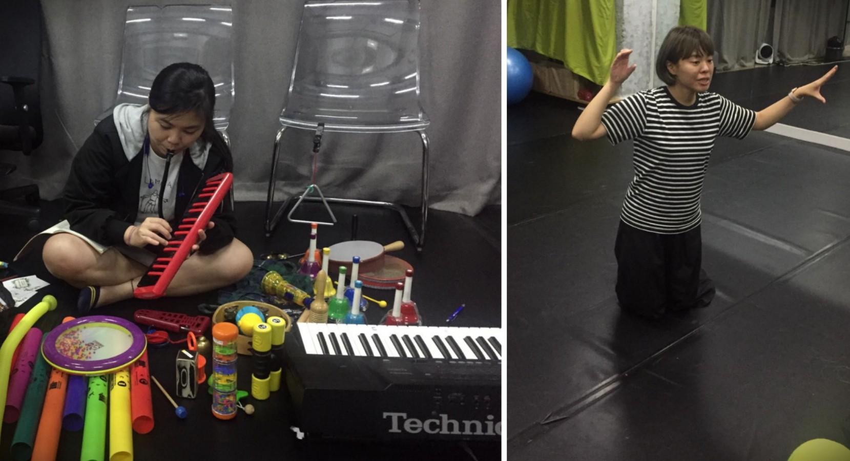 百好繪本士多 | 故事音樂實驗室 親子戲劇遊戲體驗《一個氣球的故事》