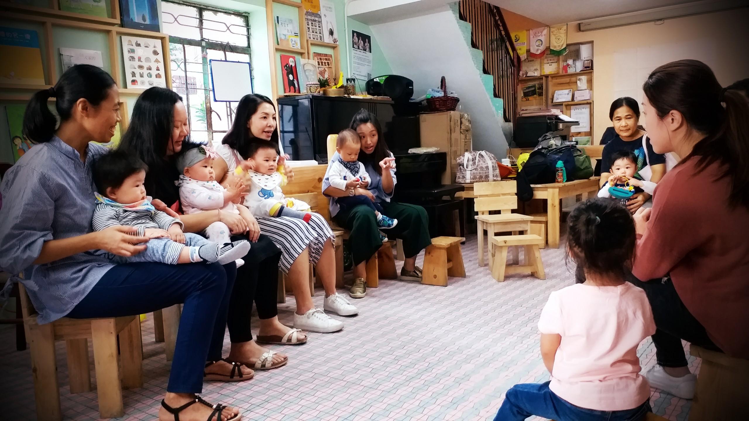 百好繪本士多|寶寶繪本故事時間#1月(適合 0-3歲孩子和照顧者)