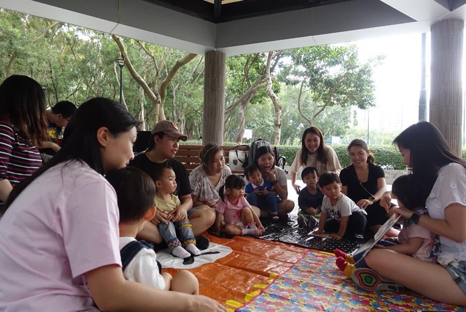 0-2歲 綠腳丫Baby讀書會 培訓及籌組班 19-01