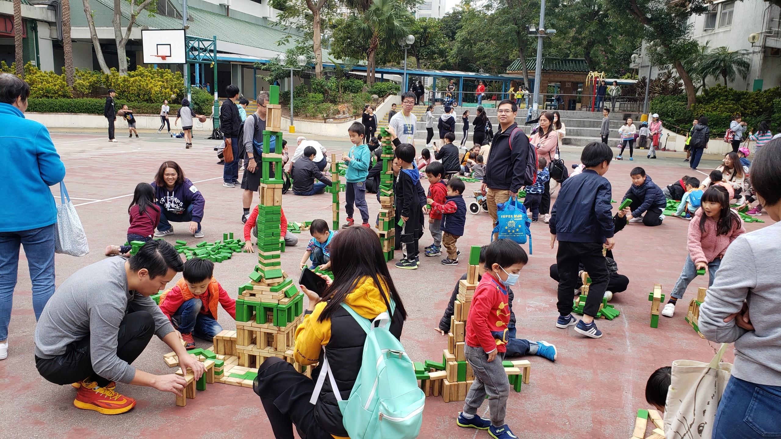 北區小哲社區遊戲日|無輸贏喪玩親子運動日