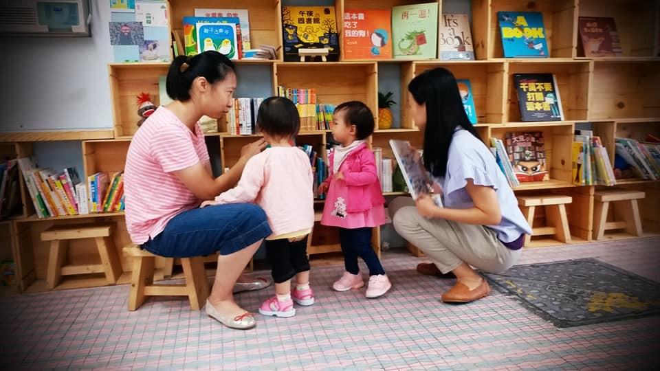 百好繪本士多|寶寶繪本故事時間#11月(適合 0-3歲孩子和照顧者)